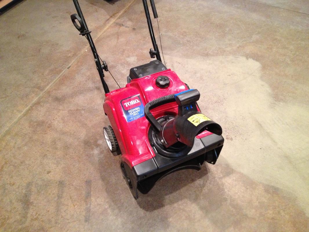 Snow Blower Toro 210r : On sale copperhills power equipment